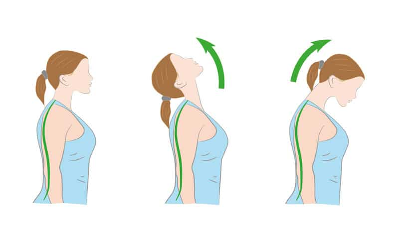 Neck Exercises – Stretches for Neck Pain