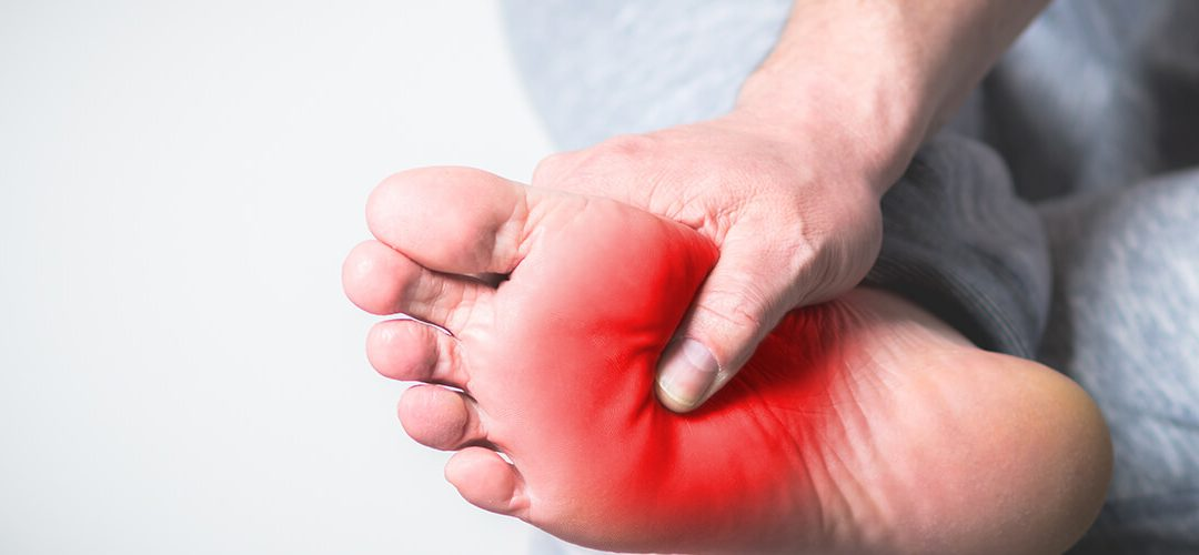 Five Ways to Stop Sharp Pain on Top of the Foot
